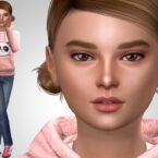 Sophie Sims 4 female child