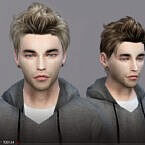 To0124 Sims 4 Hair For Males By Wingssims