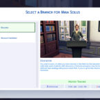 The Adventurer Sims 4 Career