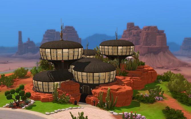 The UFO House 1