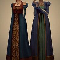 The VENETIAN Dress