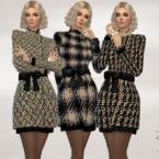 Wintercollect Z 22 Sims 4 Coat