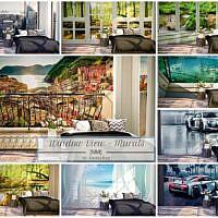 10 Sims 4 Murals Window View