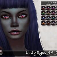 Dolly Eyes 44 Cl By Tatygagg