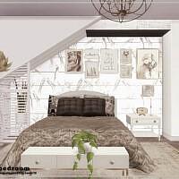 Julia Bedroom By Danuta720