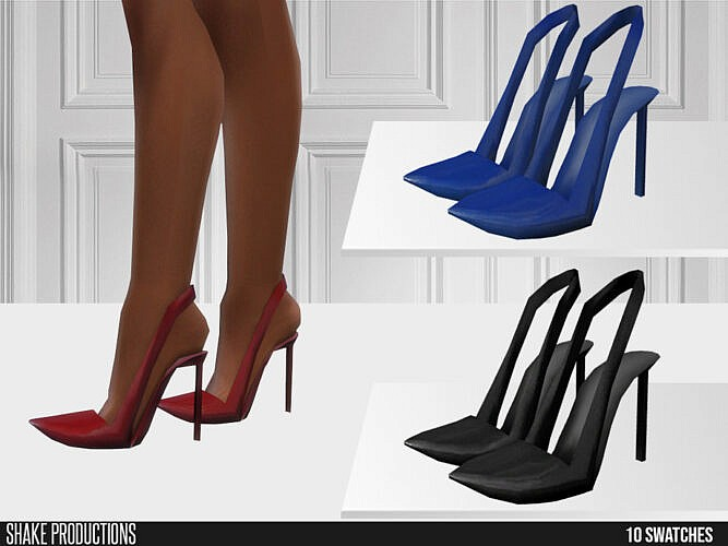 High Heels 634 By Shakeproductions