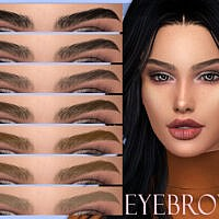 Eyebrows N63 By Magichand