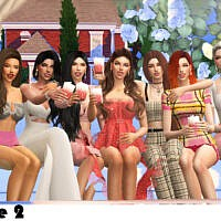 Baby Shower Pose Pack By Beto_ae0