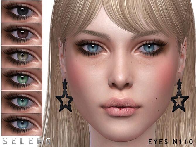 Sims 4 Eyes N110 by Seleng at TSR
