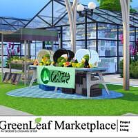 Greenleaf Marketplace By Algbuilds