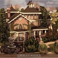 Darkwood Mansion By Mychqqq