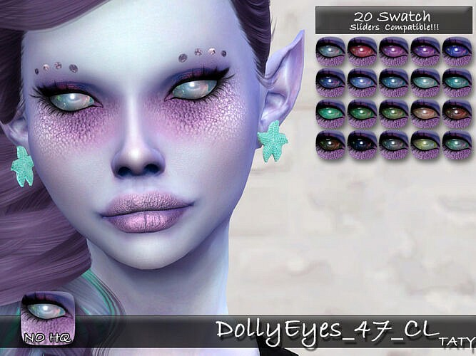 Dolly Eyes 47 Cl By Tatygagg