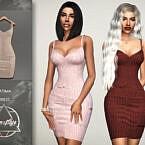 Fatima Dress By Camuflaje