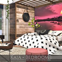 Kaia Bedroom 1 By Rirann