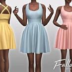 Fallon Dress By Sifix