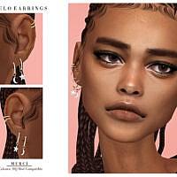 Cielo Earrings By Merci