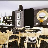Calma Kitchen By Danuta720