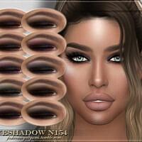 Frs Eyeshadow N154 By Fashionroyaltysims