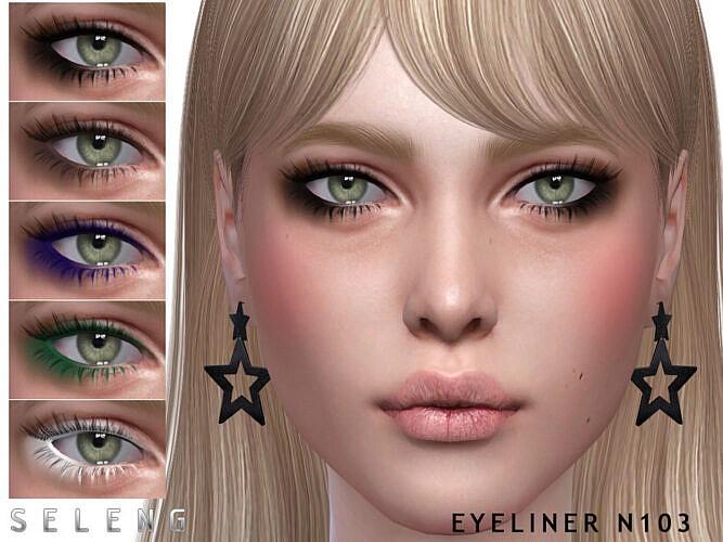 Eyeliner N103 By Seleng