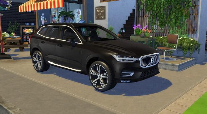 Sims 4 Volvo XC60 at LorySims