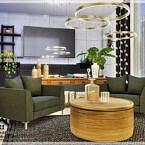Konwalia Living Room By Marychabb