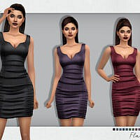 Flavia Party Dress By Sifix