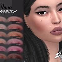 Imf Yuna Eyeshadow N.187 By Izziemcfire