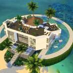 Blue Pearl Beach Mansion By Bellusim