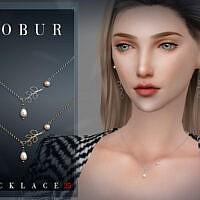 Necklace 25 By Bobur3