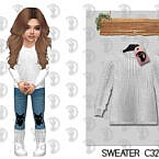 Sweater C327 By Turksimmer