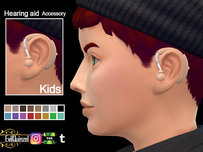 Hearing Aid For Kids By Evilquinzel