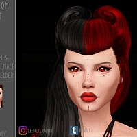Random Face Paint V6 By Reevaly