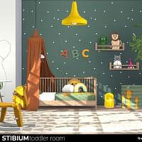 Stibium Toddler Room By Wondymoon