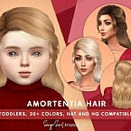 Amortentia Hair (toddlers) By Sonyasimscc