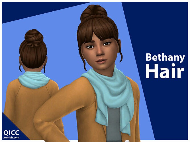 Bethany Hair By Qicc