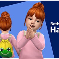 Bethany Hair Toddler By Qicc