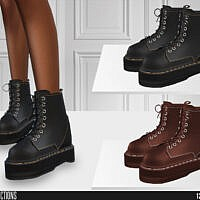 Leather Boots 633 By Shakeproductions