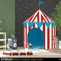 Stibium Toddler Play Room By Wondymoon