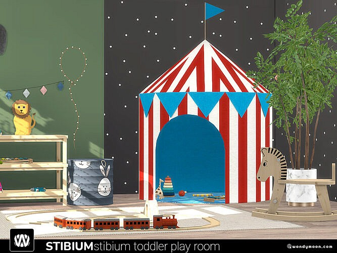 Stibium Toddler Play Room By Wondymoon