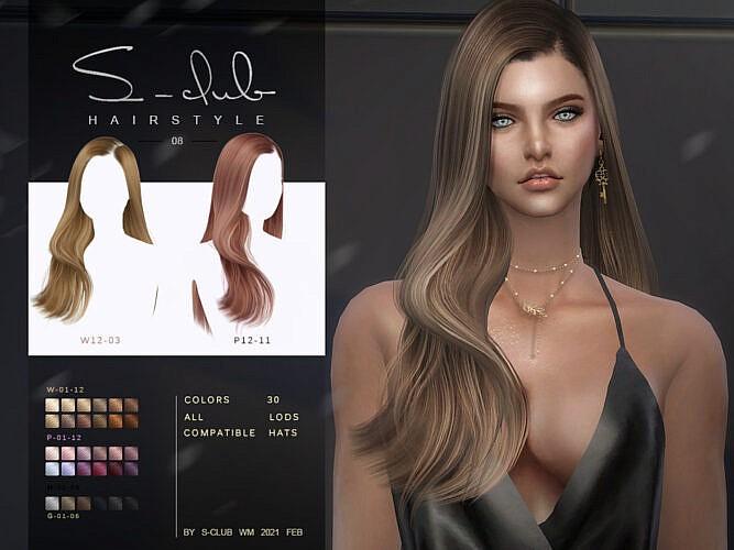 Hair 202108 By S-club Wm