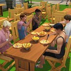 Deep Fryer, Family Diner Lot Trait And Sauce Pairing By Konansock