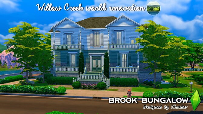 Brook Bungalow Renovation #17 By Isandor