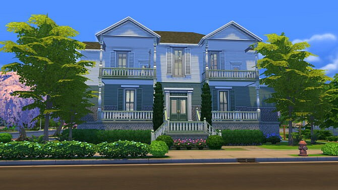 Sims 4 Brook Bungalow renovation #17 by iSandor at Mod The Sims 4