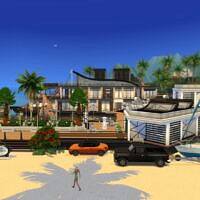 Family Yacht & Port 50×50 By Bradybrad7