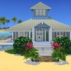 Totally Beachin' Private Island Home By Wykkyd