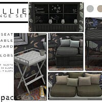 Mellie Lounge By Simspaces