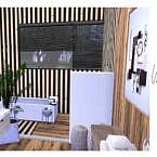 Fancy Wood Wall & Floor