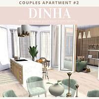 Couples Apartment #2