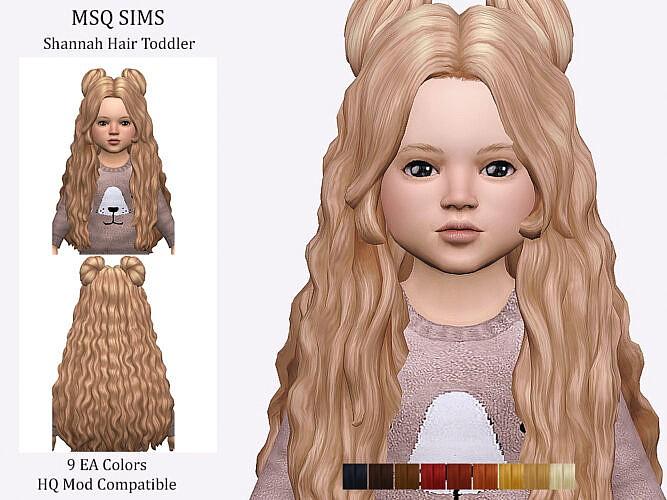 Shannah Hair Toddler