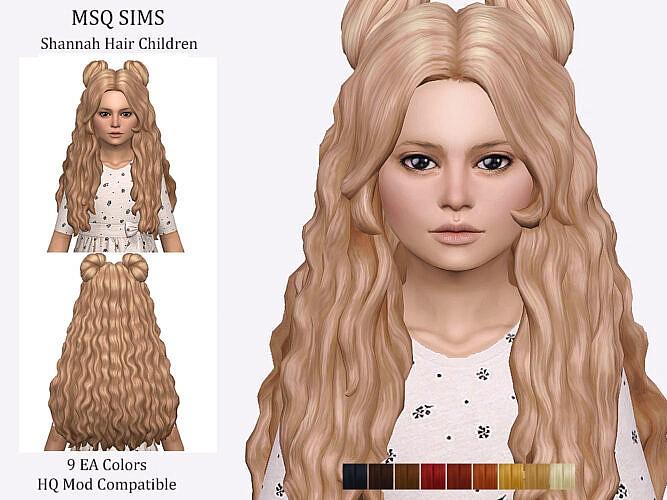 Shannah Hair Children